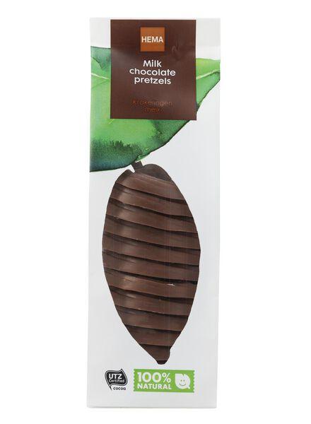 melkchocolade krakelingen - 10340021 - HEMA