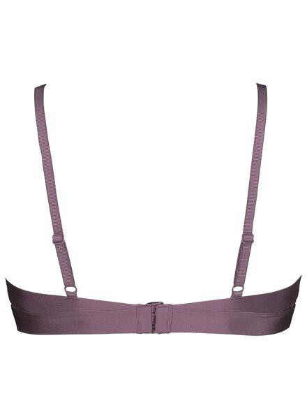 padded bh mesh paars paars - 1000014572 - HEMA
