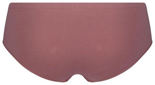 dameshipster naadloos micro roze XL - 19658874 - HEMA
