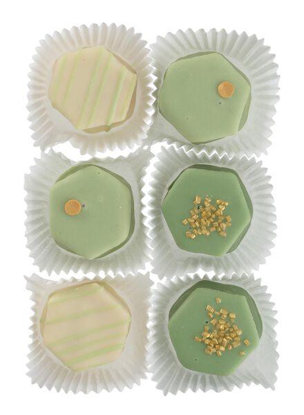 lemon curd petit fours - 10330024 - HEMA