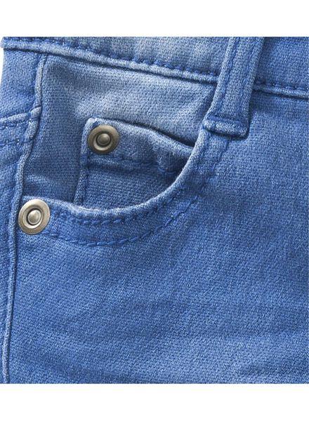 baby denim broek donkerblauw donkerblauw - 1000004055 - HEMA