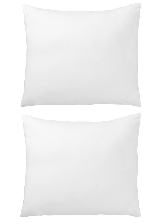HEMA Kussenslopen – Jersey Katoen Wit (wit)