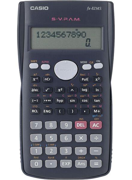 rekenmachine Casio fx-82MS 2nd Edition - 14882082 - HEMA