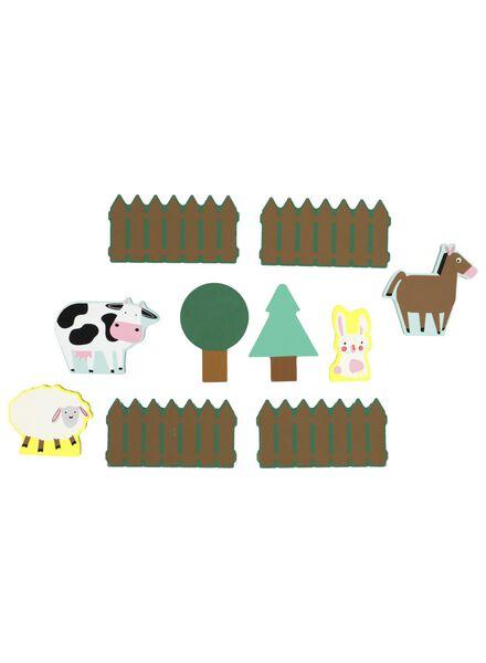 houten boerderij figuren - 15190244 - HEMA