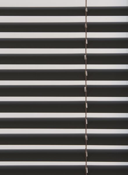 jaloezie aluminium zijdeglans 50 mm - 7420043 - HEMA