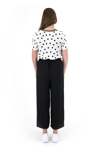 damesbroek zwart XL - 36250742 - HEMA