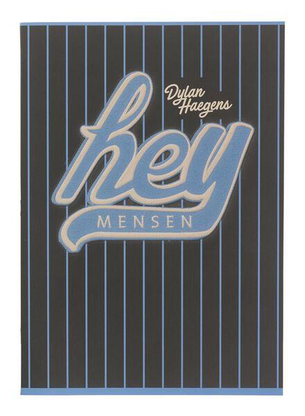 schrift A4 geruit 10 mm HEY - 14940157 - HEMA