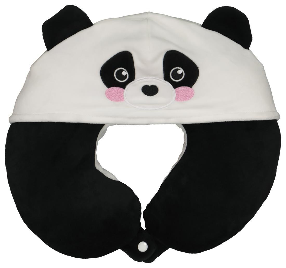 HEMA Nekkussen Met Capuchon Panda
