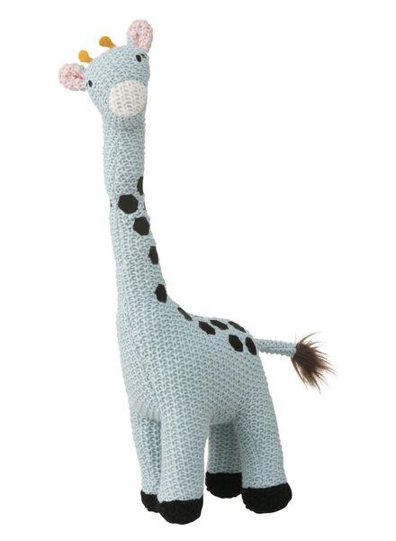 knuffel giraffe - 33583817 - HEMA