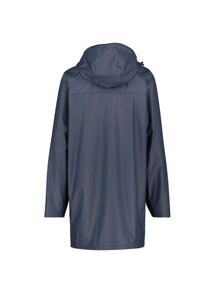 dames regenjas donkerblauw donkerblauw - 1000014742 - HEMA