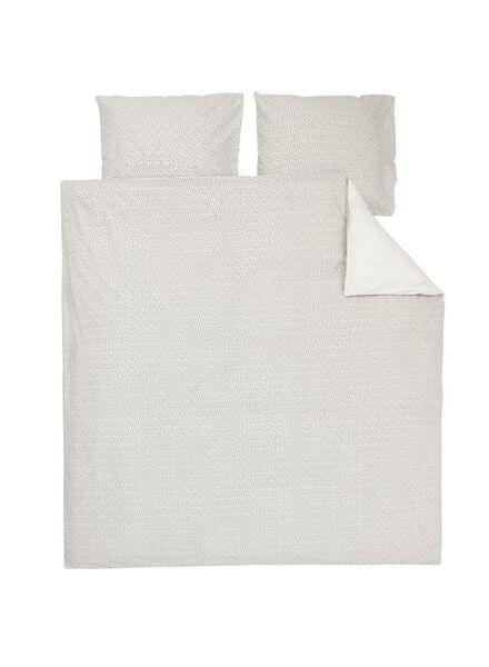 soft cotton dekbedovertrekset 240 x 220 cm - 5700084 - HEMA