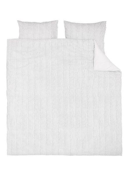 soft cotton dekbedovertrek 200 x 200 cm - 5710065 - HEMA