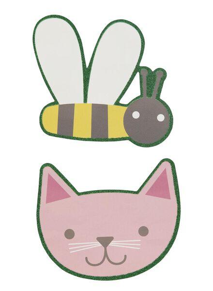 2-pak XL stickers - 15910124 - HEMA
