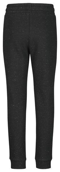 kinder sweatbroek zwart zwart - 1000021261 - HEMA