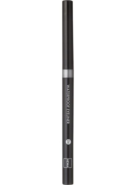 eyeliner waterproof - 11211004 - HEMA