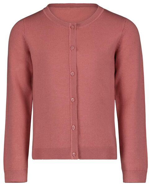 kindervest roze roze - 1000024290 - HEMA