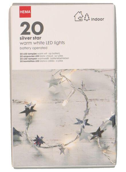 LED kerstverlichtingssnoer - 25590010 - HEMA