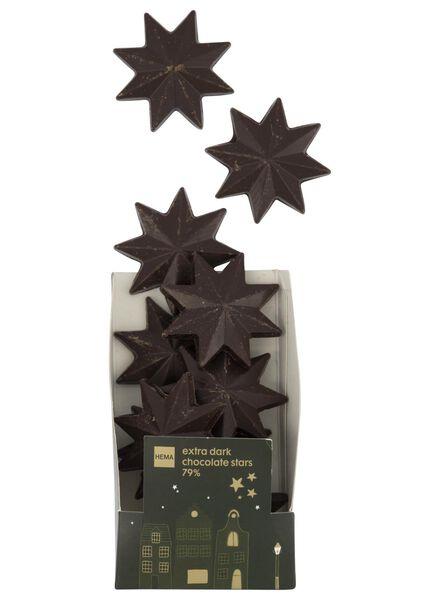 extra pure chocolade sterren - 10040004 - HEMA