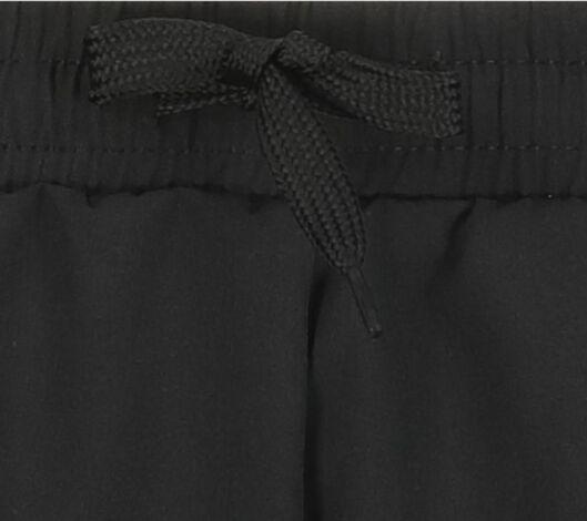 dames sportshort zwart zwart - 1000019053 - HEMA