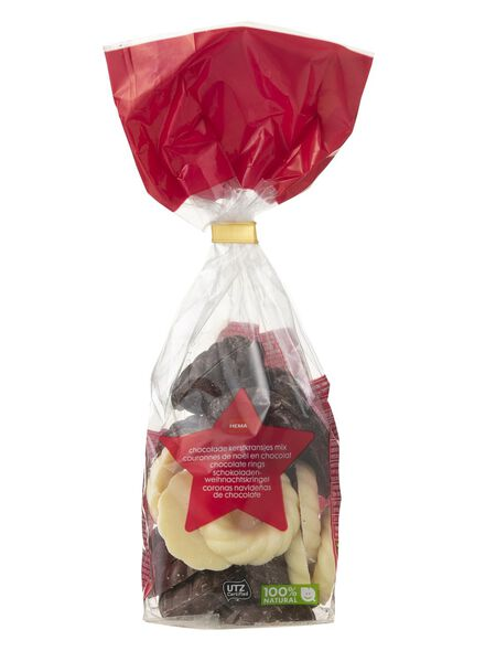 chocolade kerstkransen - 10041024 - HEMA