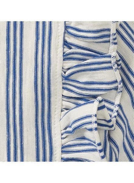 baby t-shirt blauw blauw - 1000008288 - HEMA
