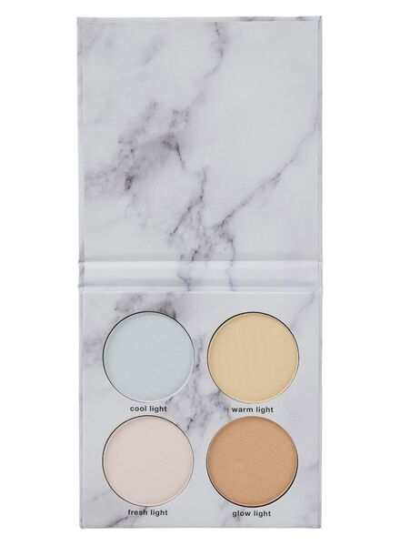 B.A.E. correct and highlight palette photofilter - 17720030 - HEMA