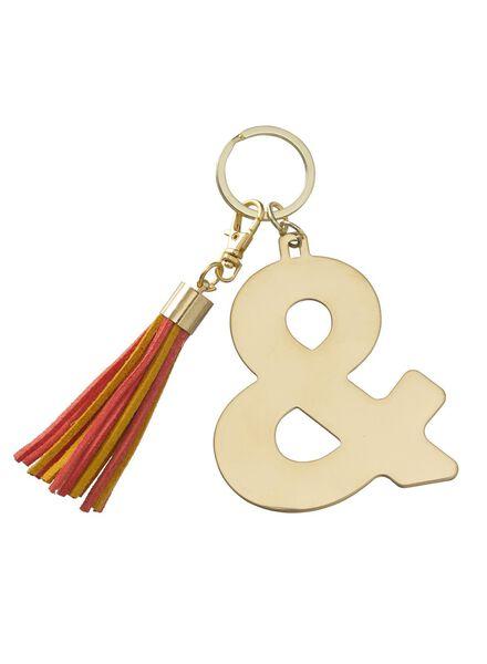 sleutelhanger & - 60700381 - HEMA