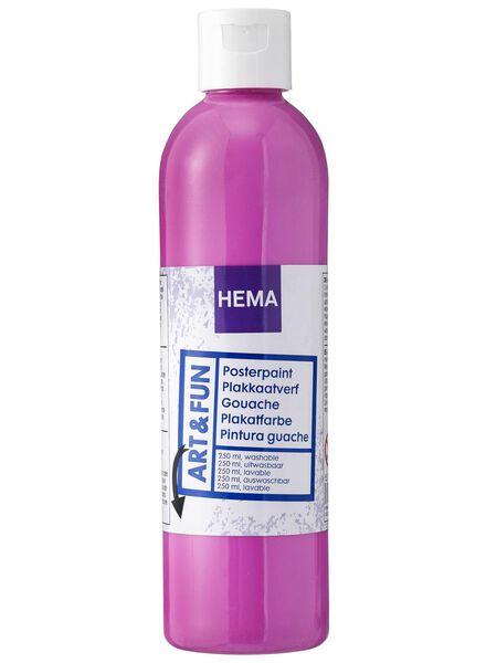 plakkaatverf roze - 15988718 - HEMA