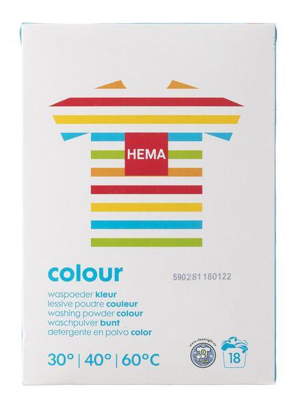 waspoeder kleur 1.2 kg - 20500022 - HEMA
