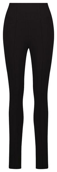 dames legging shaping zwart zwart - 1000024857 - HEMA