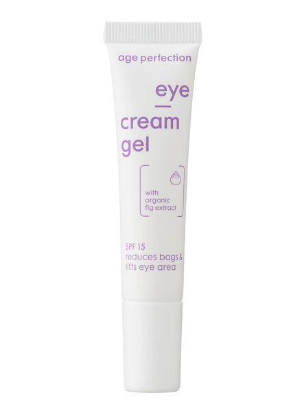 oogcrème gel age perfection vanaf 60 jaar - 17870053 - HEMA