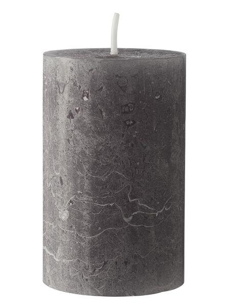 rustieke kaars 5 x 8 cm - 13503274 - HEMA