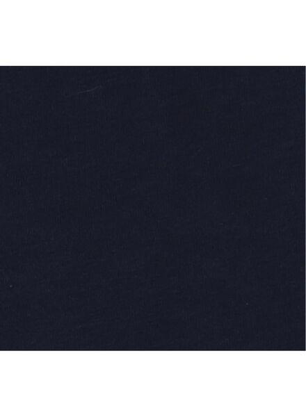 kinderlegging donkerblauw 86/92 - 30844047 - HEMA