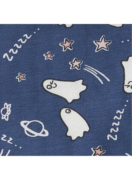 2-pak kinderhemden blauw blauw - 1000009250 - HEMA