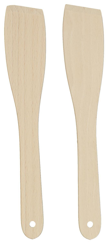 HEMA Spatels Hout - 2 Stuks (hout)