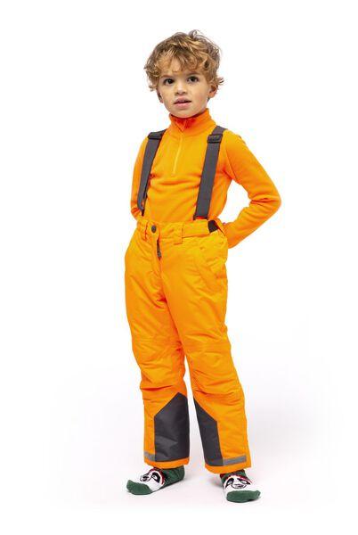 kinderskibroek oranje 134/140 - 30714131 - HEMA
