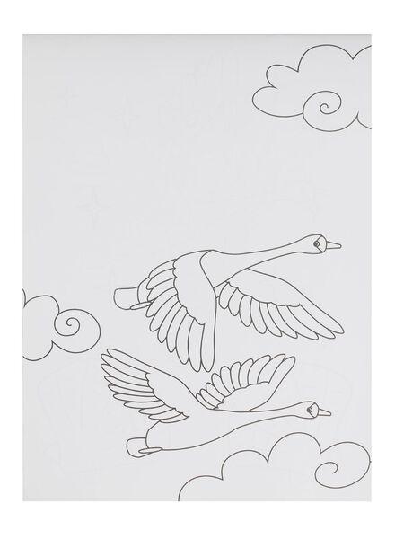 kleurblok magisch krassen en kleuren - 15990186 - HEMA
