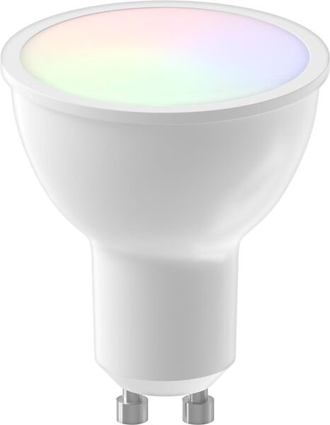 smart LED spot 5W - 350 lm - RGB - 20000033 - HEMA