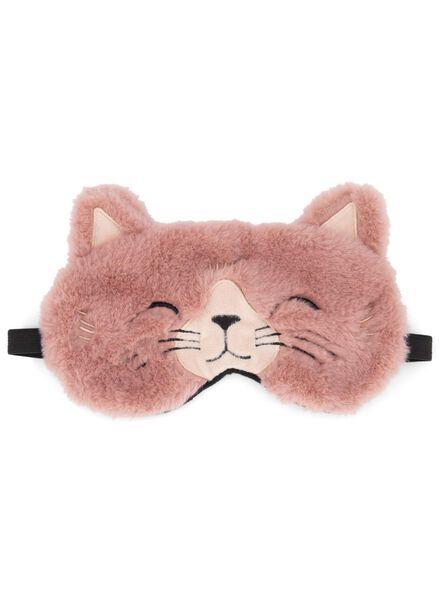 slaapmasker kat - 60500552 - HEMA