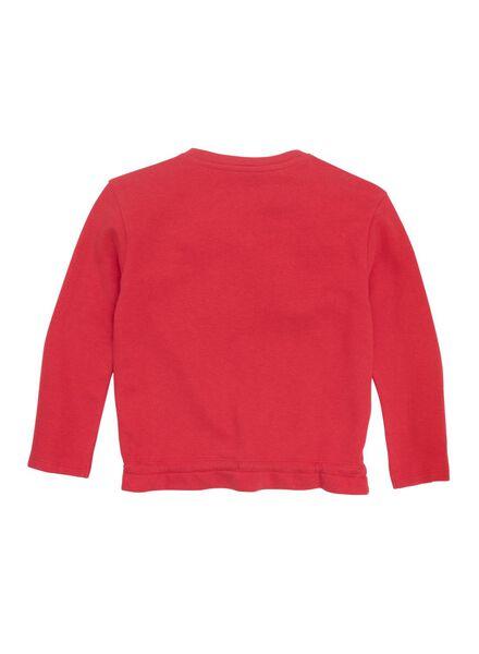 kindersweater roze roze - 1000011013 - HEMA