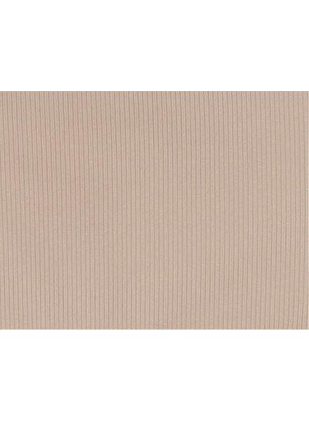 damesstring second skin micro beige beige - 1000011234 - HEMA