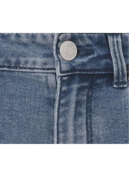 skinny jeans lichtblauw lichtblauw - 1000012010 - HEMA