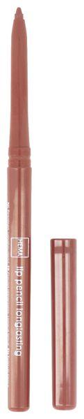 lip pencil donkerrood - 11230126 - HEMA