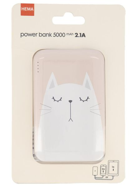 powerbank 5000 mAh - 39577702 - HEMA