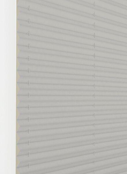 plisségordijn structuur lichtdoorlatend 20 mm - 7430097 - HEMA