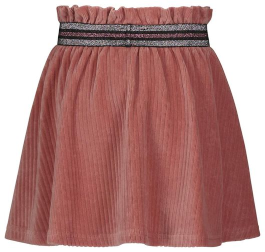kinderrok corduroy roze roze - 1000024945 - HEMA