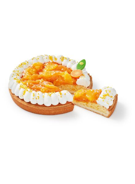 sinaasappel yoghurtvlaai 10 p. - 6350011 - HEMA