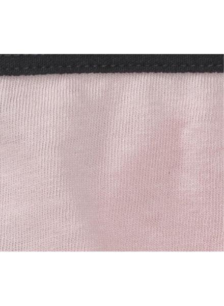 4-pak kinderslips - lichtrozeroze lichtroze lichtroze - 1000008948 - HEMA