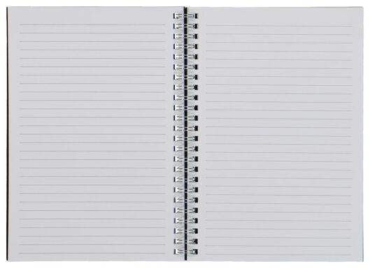 notitieboek A5 gelinieerd - 14122273 - HEMA