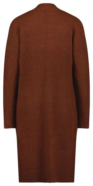 damesvest bruin XL - 36328384 - HEMA
